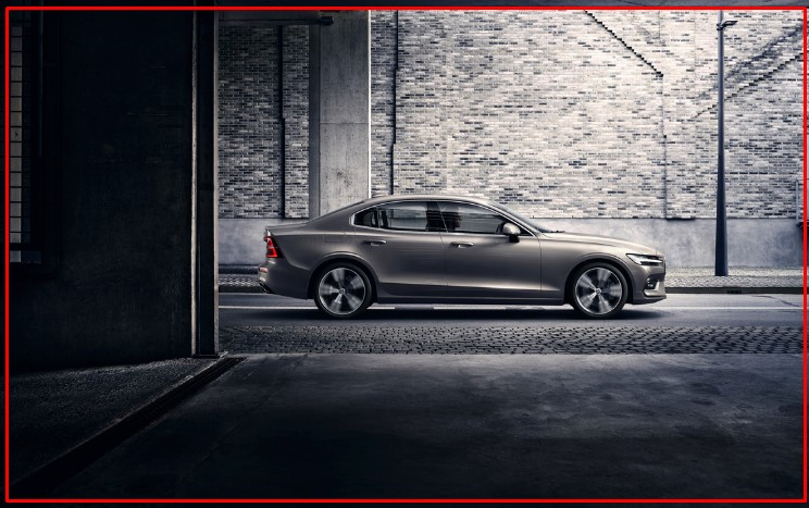 2021 Volvo S60 Car Safety