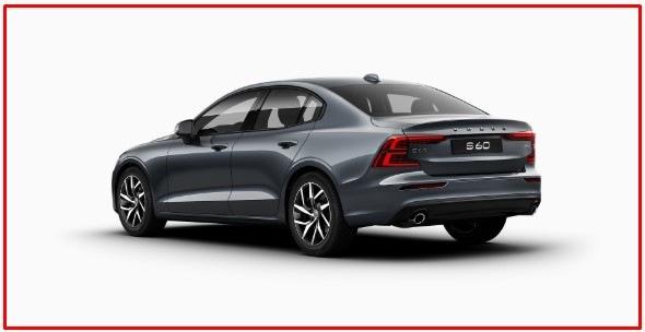 2021 Volvo S60 Exterior Design