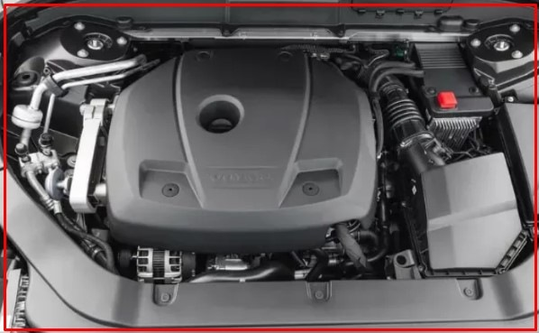 2021 Volvo S60 Engine