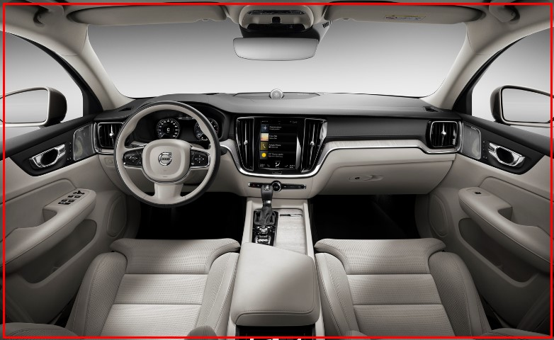 2021 Volvo S60 Facelift Interior Design