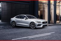 2021 Volvo S60 Facelift Release Date