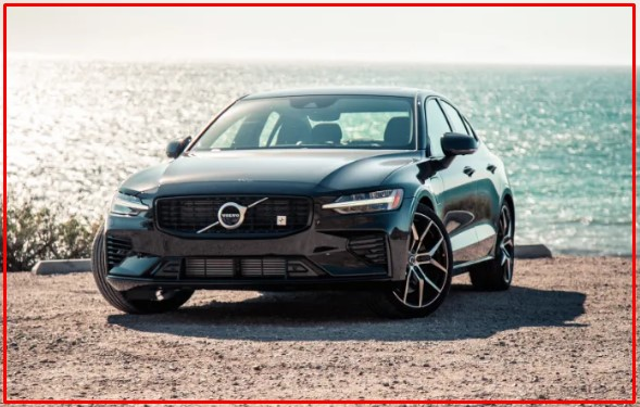 2021 Volvo S60 Luxury Sport