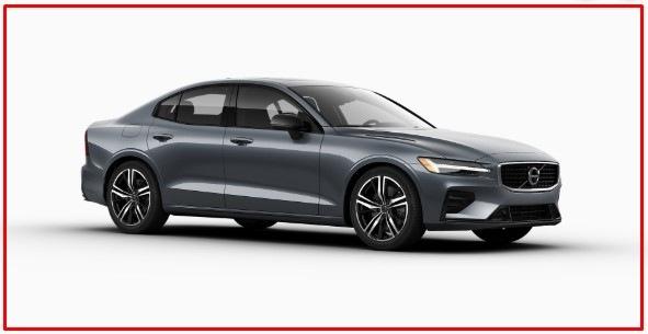 2021 Volvo S60 Prices Release
