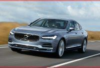 2021 Volvo S90 Hybrid Design