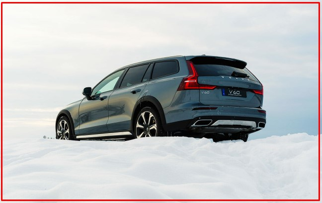 2021 Volvo V60 Cross Country Exterior Models