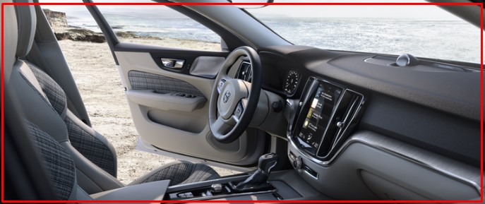 2021 Volvo V60 Cross Country Interior Models