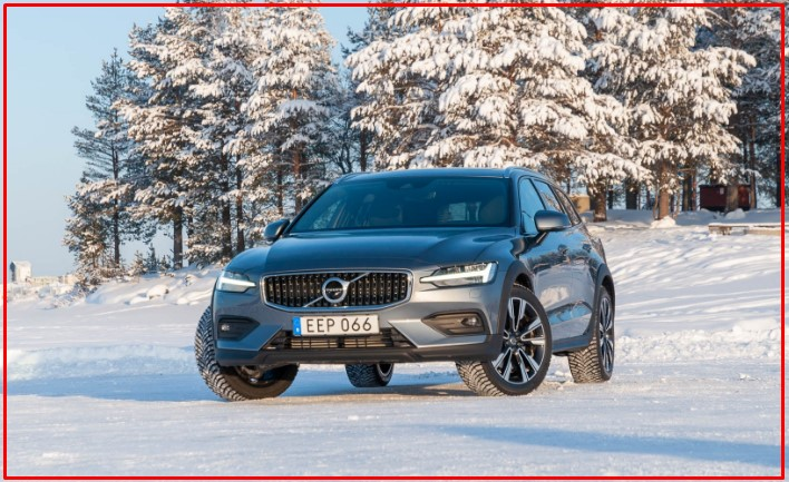 2021 Volvo V60 Cross Performance