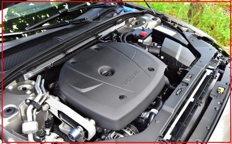 2021 Volvo V60 Engine