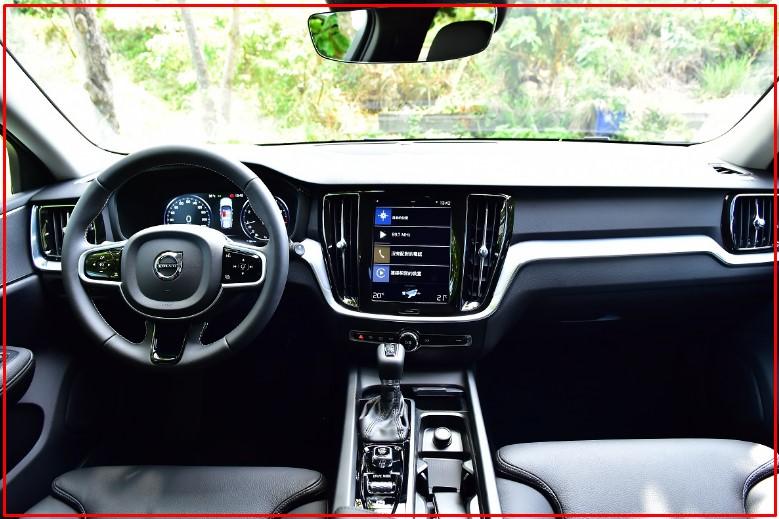 2021 Volvo V60 Interior