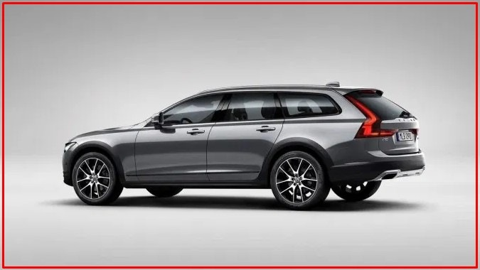 New 2021 Volvo V90 Review Pricing And