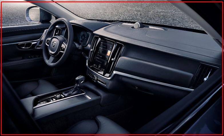 2021 Volvo V90 Interior Design
