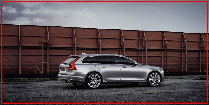 2021 Volvo V90 New Design