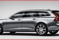2021 Volvo V90 R Design Facelift