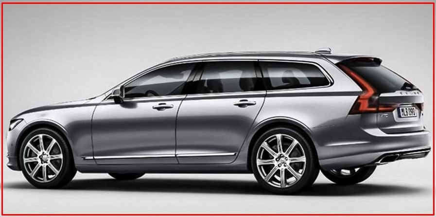 Photo of 2021 Volvo V90 R Design Facelift