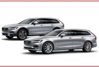 New Volvo V90 Cross Country 2021
