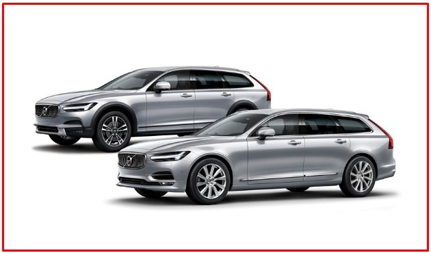 Photo of New Volvo V90 Cross Country 2021