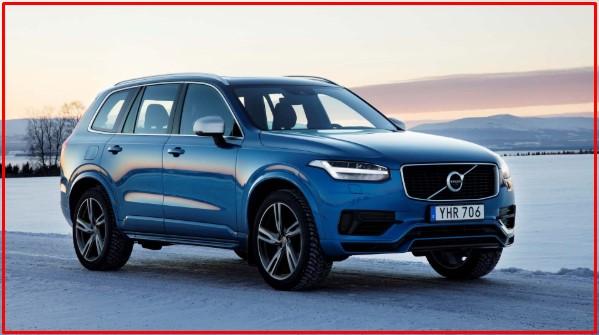 Volvo XC90 2021 Design