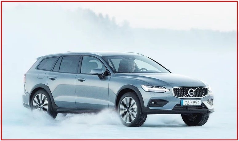 Photo of 2021 Volvo V60 Cross Country Release