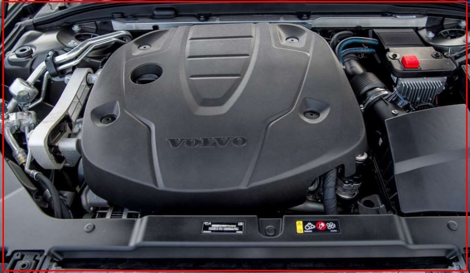 2021 Volvo V60 Engine Performance