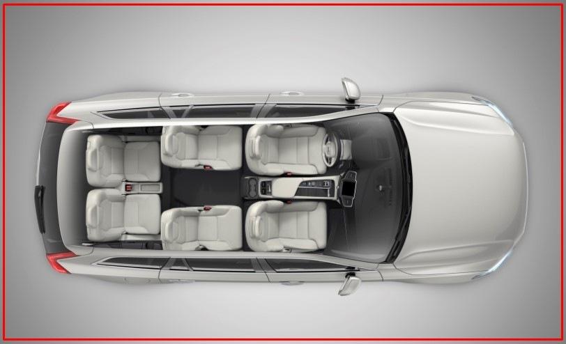 2021 Volvo XC90 Hybrid Exterior