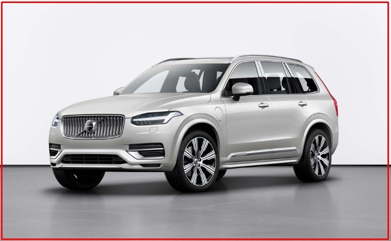 Photo of 2021 Volvo XC90 Hybrid t8 Inscription