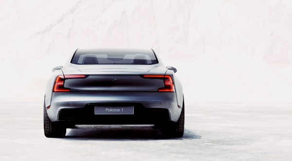 new 2021 polestar 1 electric car review  volvo review cars