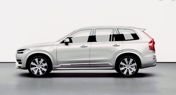2022 Volvo XC90 Electric Models