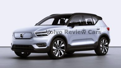 Photo of New 2021 Volvo XC40 Recharge Electric