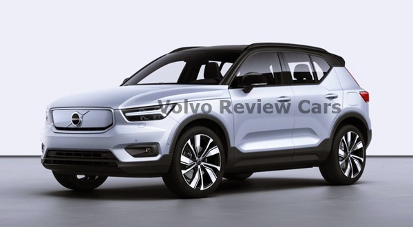 New 2021 Volvo XC40 Recharge Electric