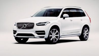 Photo of New 2022 Volvo XC90 Concept