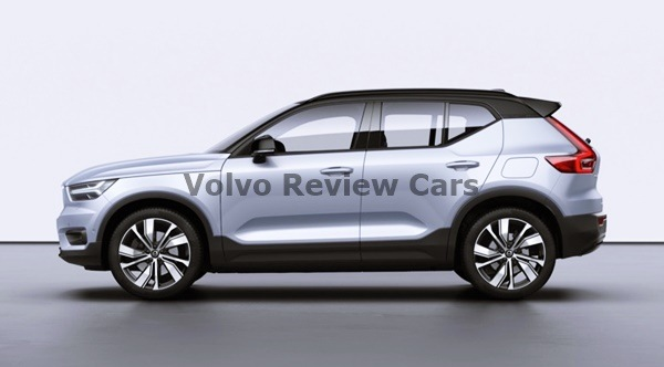 Volvo XC40 Electric Design