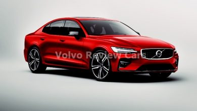 Photo of New 2021 Volvo S90 Facelift Design
