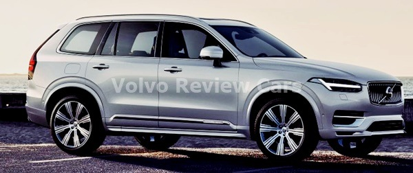 2022 Volvo XC90 Full Electric