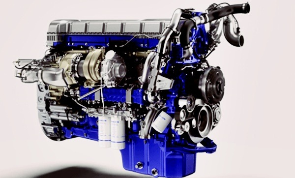 2021 Volvo VNL 860 MPG Engine