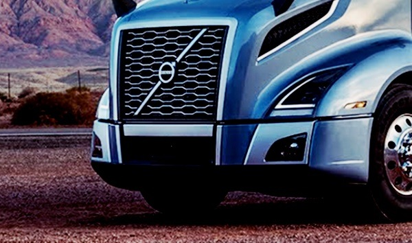 2021 Volvo VNL 860 MPG Facelift