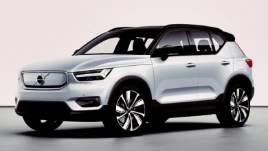 Photo of 2021 Volvo XC40 Recharge