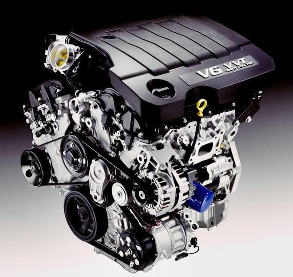 2022 GMC Jimmy Diesel Engine