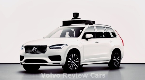 2021 Volvo XC90 Facelift Redesign