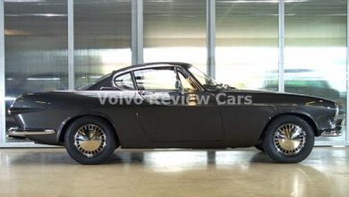 Photo of Volvo 1962 P1800 Review