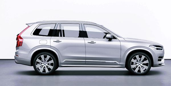 New Volvo XC90 2022 Electric