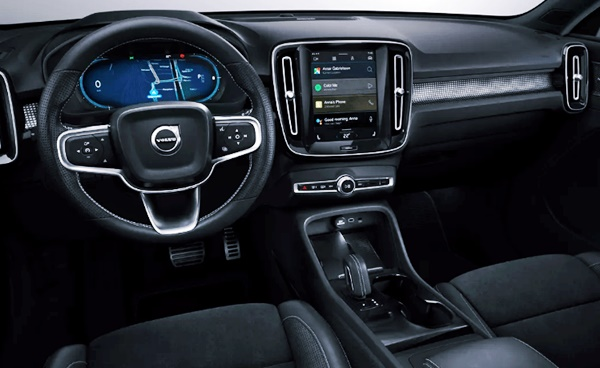 2021 Volvo XC40 Recharge New Design - Volvo Review Cars