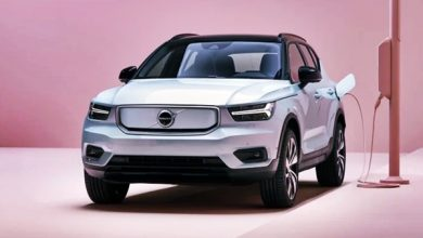 Photo of 2021 Volvo XC40 Recharge New Design