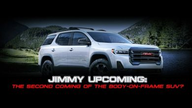 Photo of 2022 GMC Jimmy New Rumors