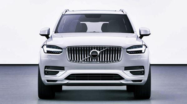 new 2022 volvo xc90 hybrid - volvo review cars