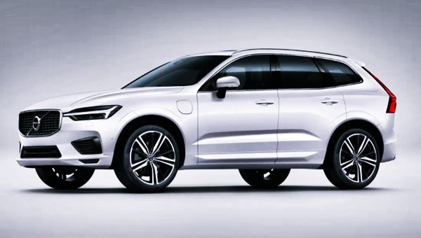 New Volvo XC60 2022 Facelift