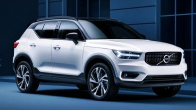 Photo of New 2022 Volvo XC40 Recharge Release