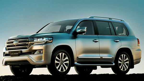 New 2022 Toyota Land Cruiser Redesign - Volvo Review Cars