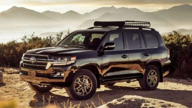 Photo of New 2022 Toyota Land Cruiser Redesign