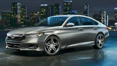 Photo of New 2023 Honda Accord Redesign